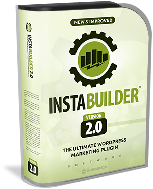 Instant Builder Wordpress plugin